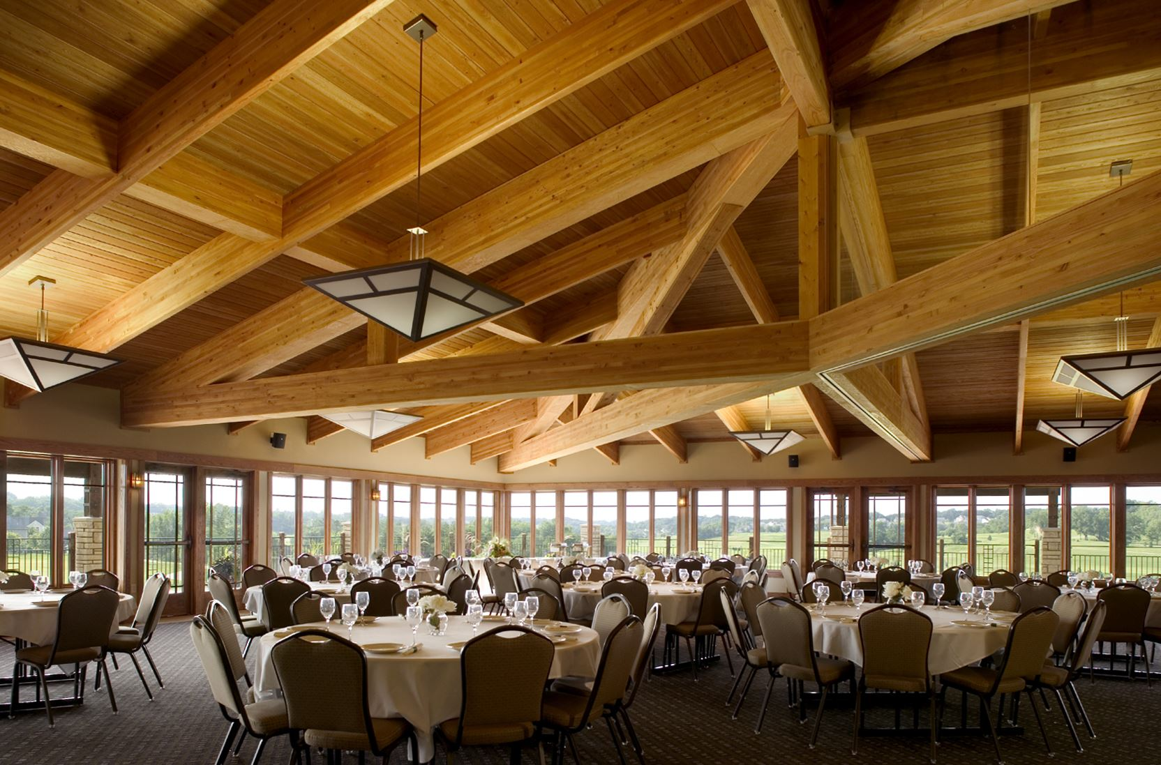 Brown Deer banquet room