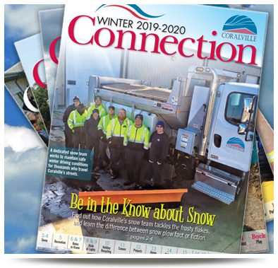 Winter 2019-2020 Connection magazine